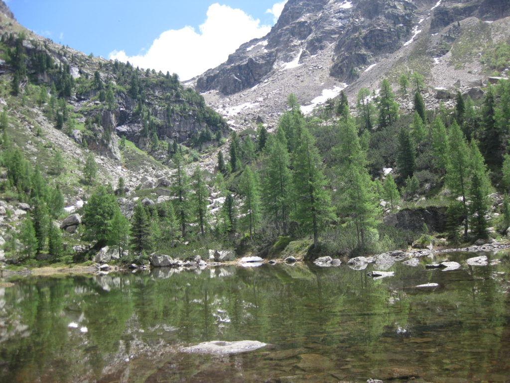 23 Giugno 2019 Rif. Caldenave laghi dell'Inferno