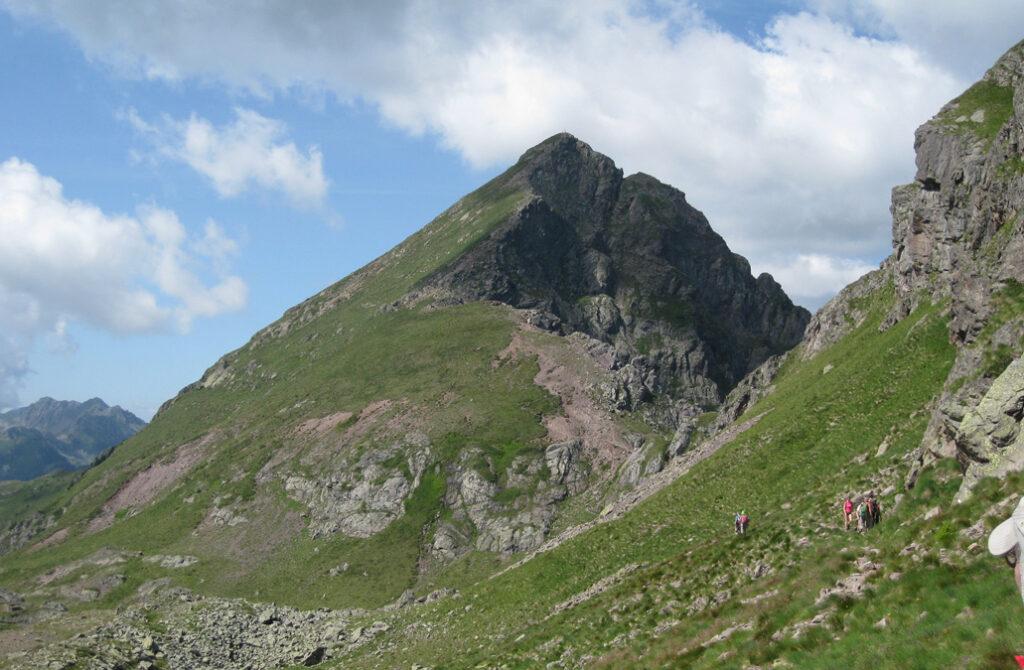 4 Agosto 2019 Monte Ziolera m.2478 Gruppo del lagorai