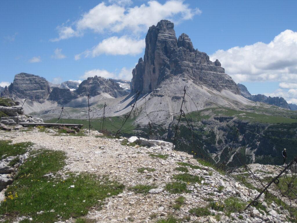 12 Luglio 2020 Monte Piana m. 2324