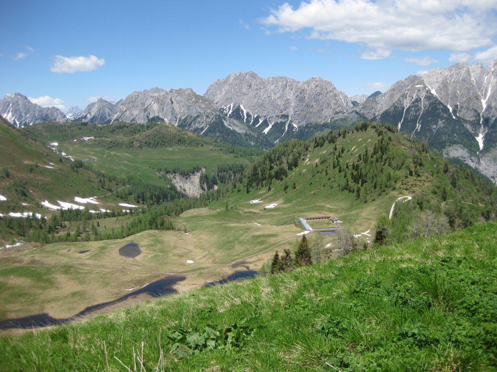13 Giugno 2021 Alpi Carniche Giro del Feston