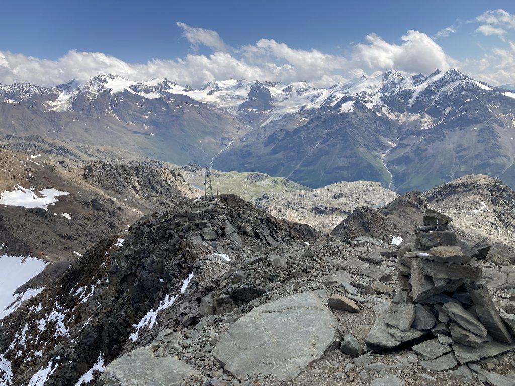 Dal 07-10 Agosto 2021 Parco dello Stelvio Giro e cima del Confinale m. 3370